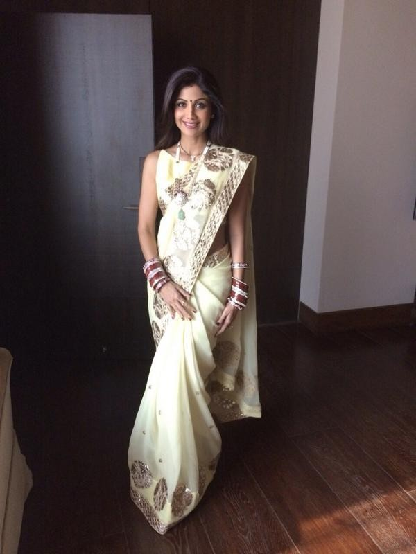 Shilpa Shetty Kundra Rare Picture