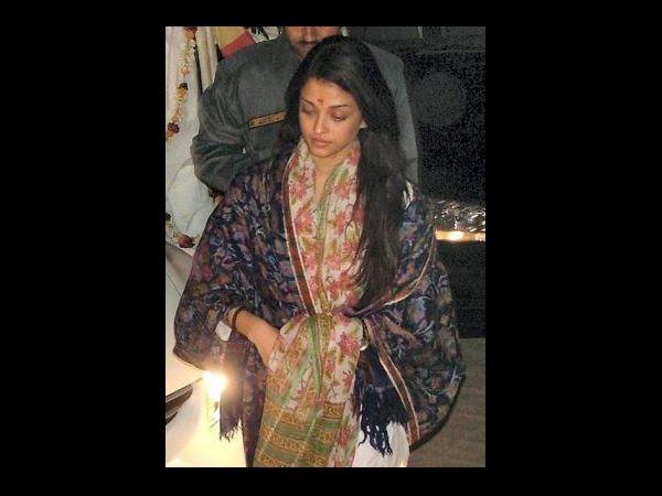 Aishwarya Rai without Makeup