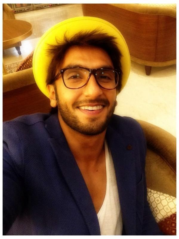 Ranveer Singh Rare Picture