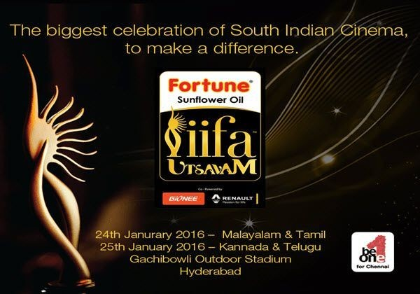 IIFA Utsavam awards
