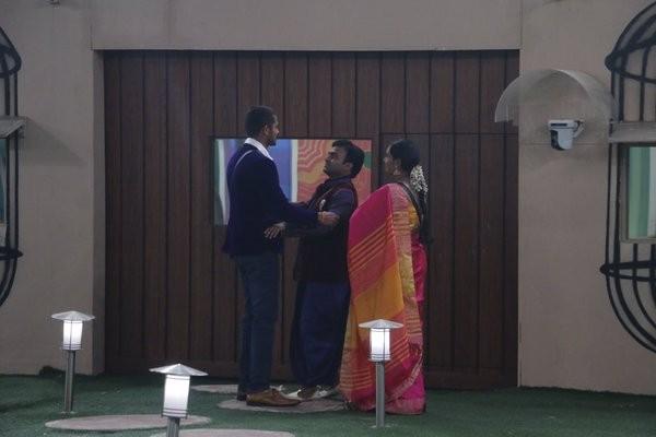 Chandan, Master Anand and Shruthi
