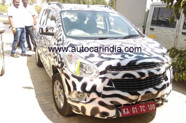 Chevrolet Spin Mpv Spied Testing India Launch In 2017 Ibtimes India