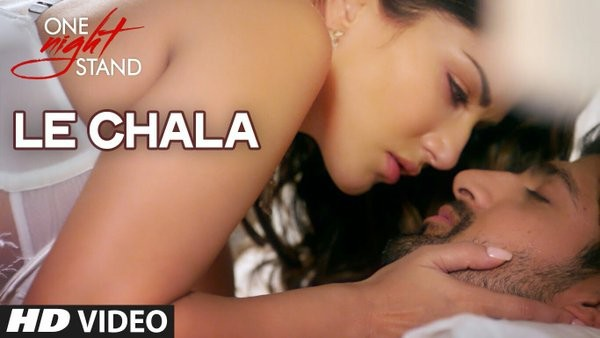 Sunny Leone, Tanuj Virwani in Le Chala song video