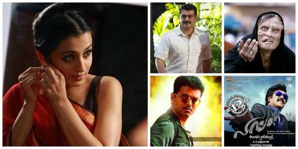 What Makes Ajith, Vijay, Vikram, Rajinikanth, Stars? Trisha Explains