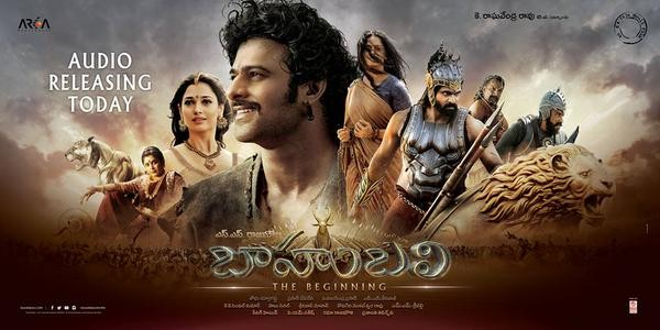 Baahubali Audio Launch