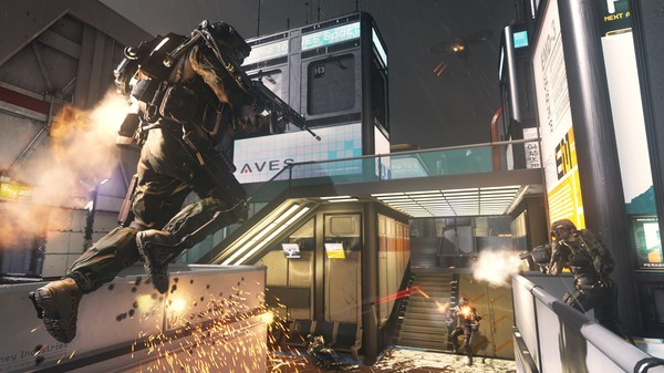 Call of Duty Advanced Warfare: System Requirements and