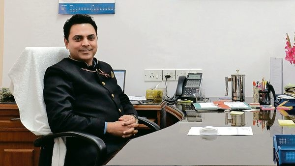 chief economic adviser (CEA) Krishnamurthy Subramanian