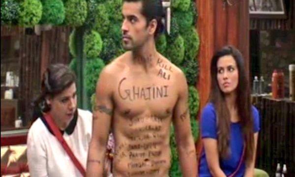 Gautam Gulati's Ghajini Avatar