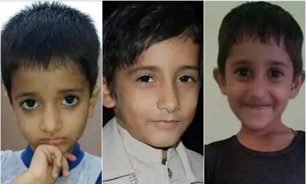 Kids killed in panchkula