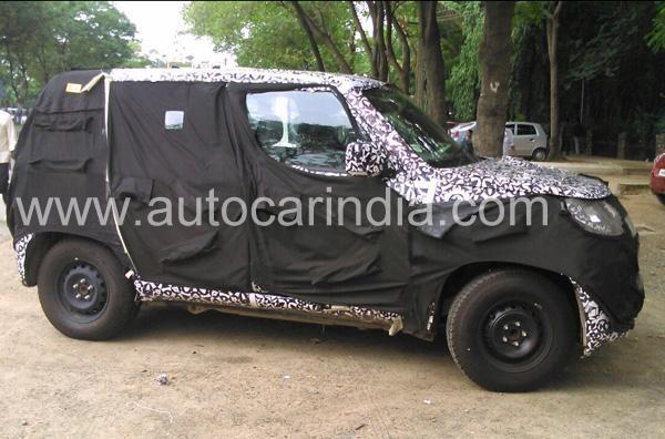 Mahindra New-Gen Bolero Interior Spied; Launch, Price, Feature Details [PHOTOS]
