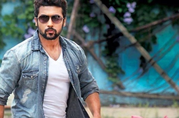 Suriya (Official Facebook of