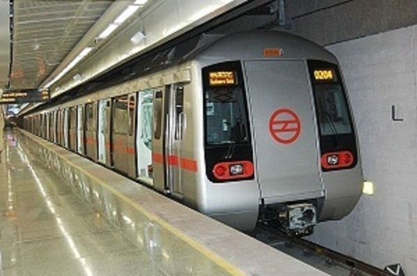 Delhi Metro (representational image)