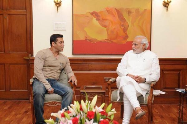 Why Salman Khan had a Secret Meeting with Prime Minister Narendra Modi?