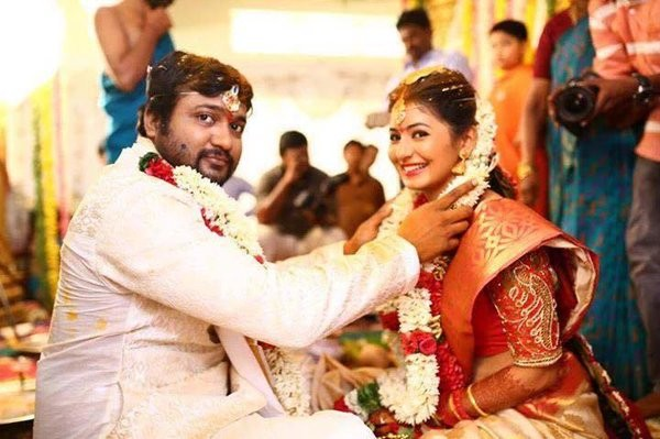 Bobby Simha weds Reshmi Menon