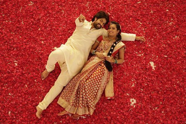 Mr and Mrs Ramachari