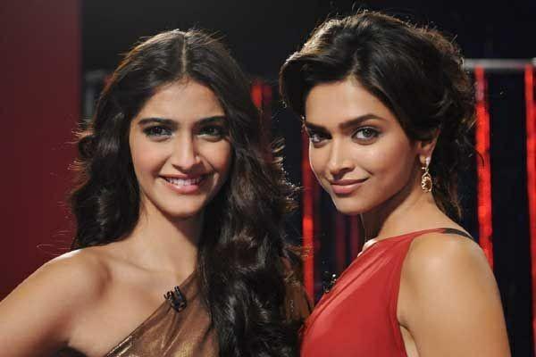 Sonam Kapoor, Deepika Padukone