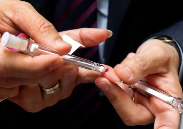 Goa HIV test