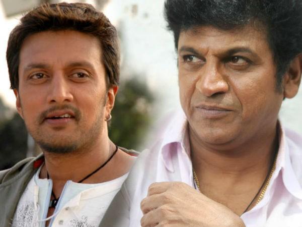 Sudeep Clashing With Shivaraj Kumar