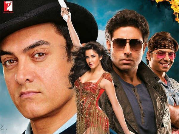Star Box Office India Awards 2014 Winners List: Aamir Khan ... Aamir Khan In Dhoom 3 Sets
