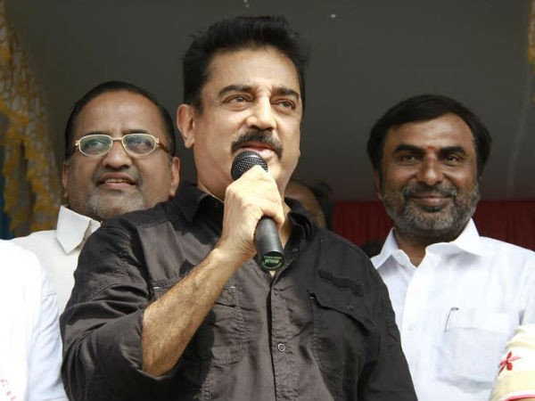 Kamal Haasan Speaks