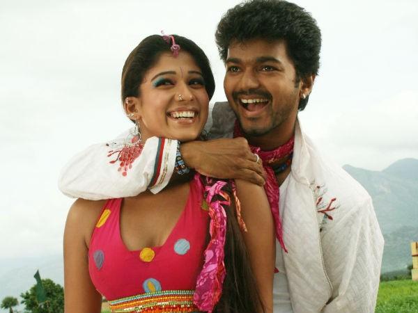 Nayantara and Vijay