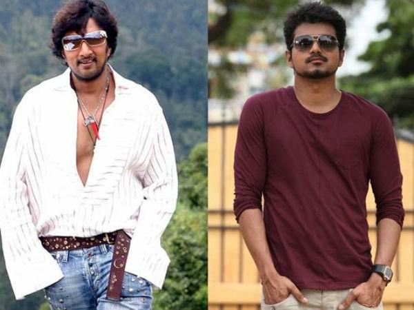 Sudeep and Vijay