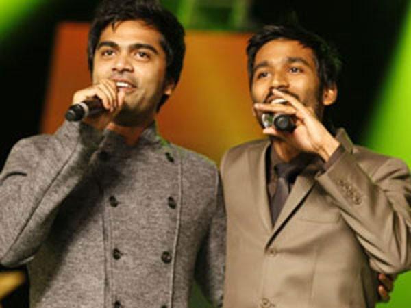 Simbu and Dhanush