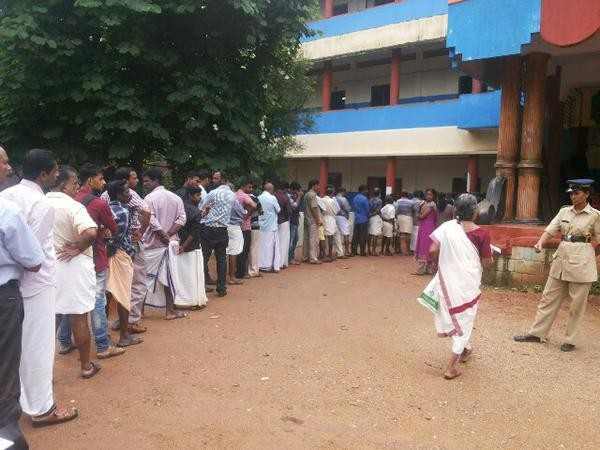 Aruvikkara By-Election 2015