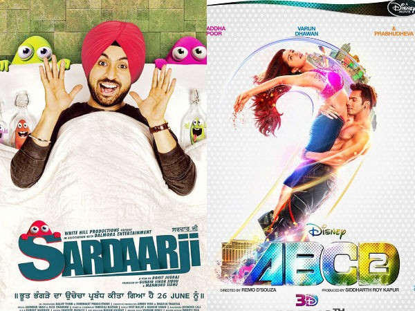 Sardaar Ji and ABCD 2