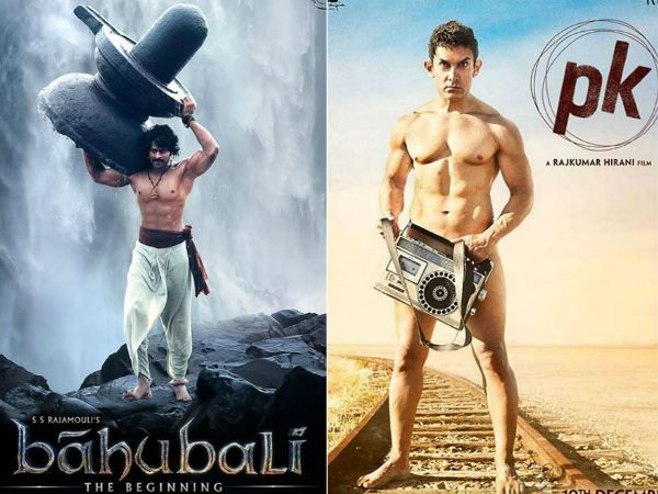 'Baahubali' and 'PK'