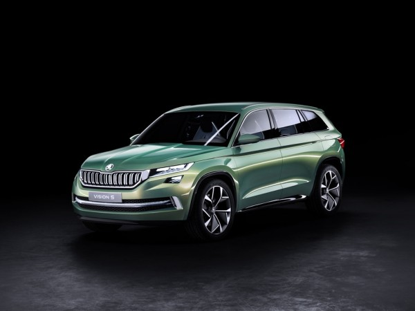 Volkswagen Group Latest Models >> Skoda compact SUV in the works, may enter market by 2019 ...