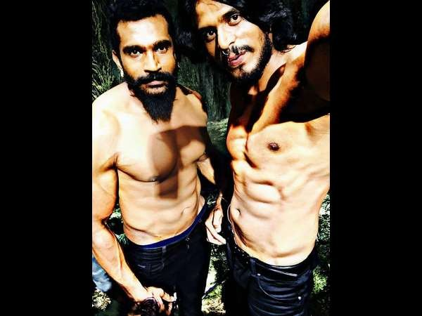 Raghava Uday and Anil