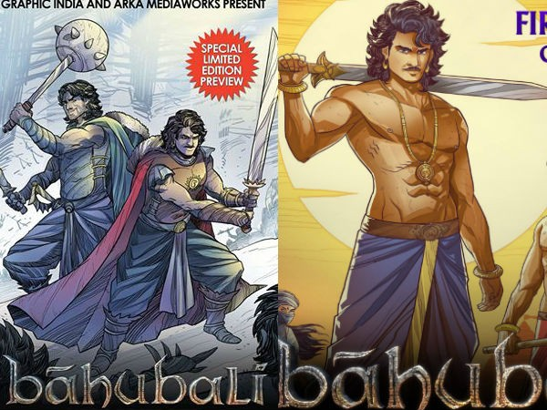 Baahubali The Battle of the Bold
