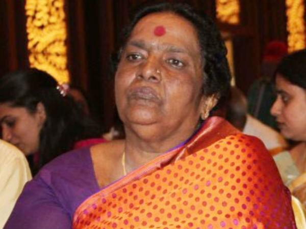 Parvathamma Rajkumar health
