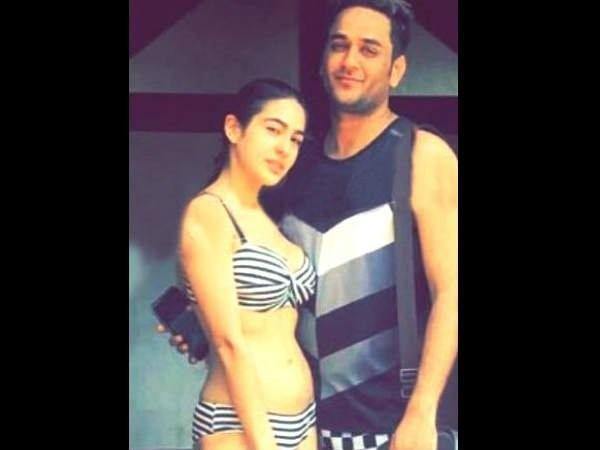 Sara Ali Khan's bikini photo sets the temperature soaring; picture goes viral - IBTimes India
