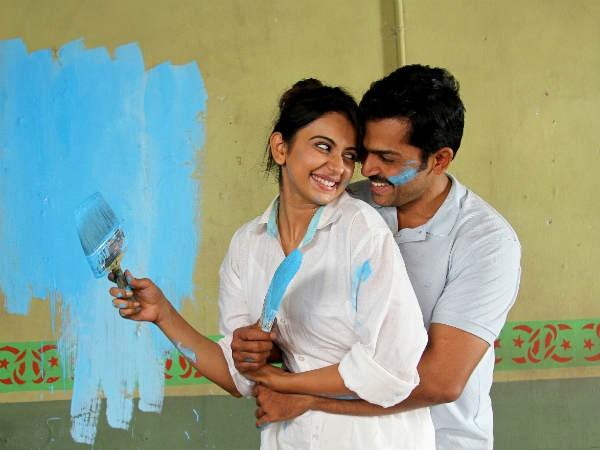 Karthi and Rakul's Theeran Adhigaram Ondru