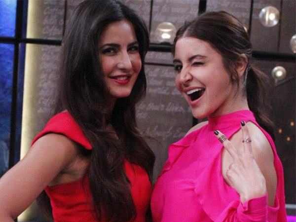 Katrina and Anushka
