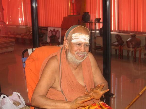 Jayendra Saraswathi