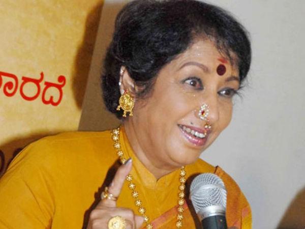 Kannada actress Jayanthi hospitalised