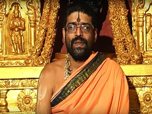 Sri Lakshmivara Theertha Swamiji of Udupi's Shiroor Math passes away