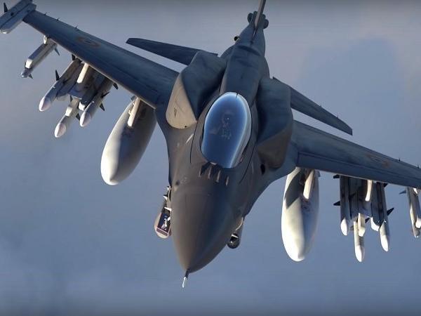 F-21 Lockheed Martin