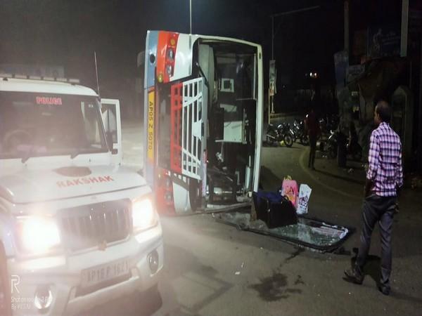 Andhra Pradesh bus accident