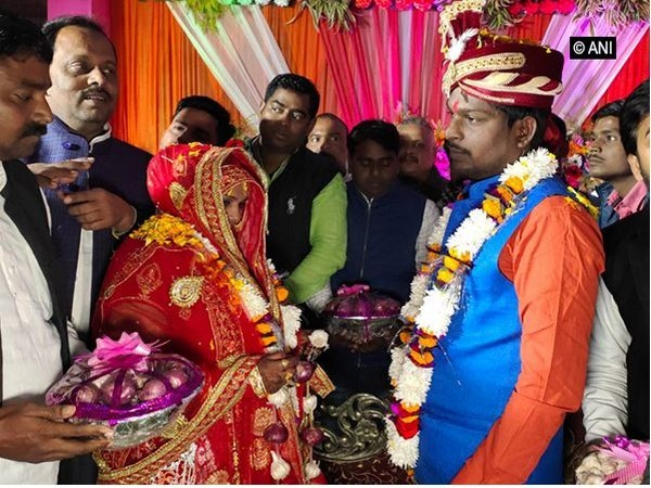 Uttar Pradesh bride groom