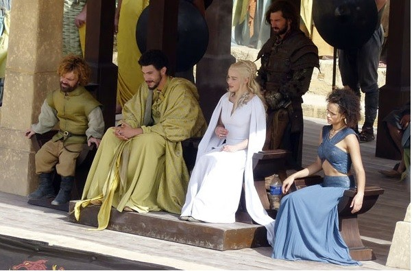 Tyrion Lannister Becomes Allies With Daenerys Targaryen
