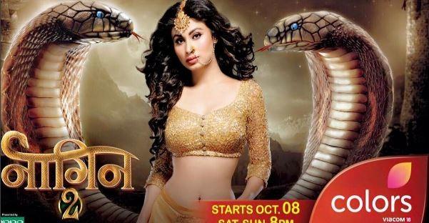 TRP ratings: Naagin 2 takes the top slot; Brahmarakshas fails to impress viewers