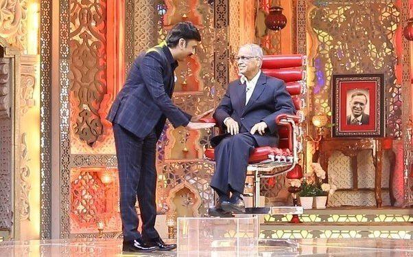 Narayana Murthy on Weekend with Ramesh 4