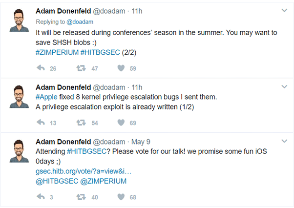 Adam Donenfeld via Twitter