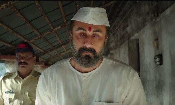 Sanju Trailer,Sanju Trailer pics,Sanju Trailer images,Sanju trailer featuring Ranbir Kapoor,Ranbir Kappor,actor Ranbir Kappor,Ranbir Kappor as Sanjay Dutt,Sanjay Dutt,sanjay dutt biopic