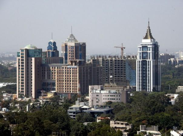UB city, Bengaluru