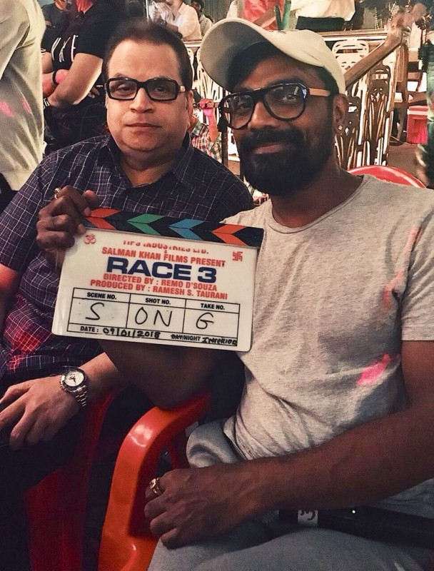 Race 3,Salman Khan,Race 3 first song,Race 3 song,Ramesh Taurani